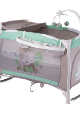 iLOUNGE Green&Grey Elephants 10080021647